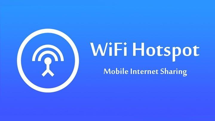 WiFi Hotspot tạo điểm truy cập di động trên Windows 10 Mobile