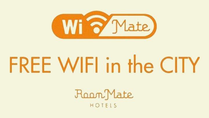 Ứng dụng hỗ trợ kết nối với WiFi công cộng- WiFi Mate