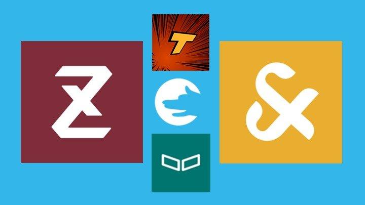 8 Zip và bộ ứng dụng trả phí của Finebits OÜ giảm giá 100%